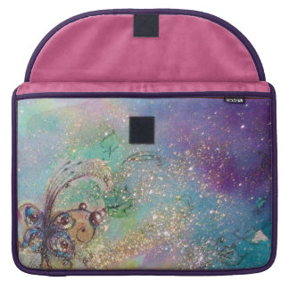 GARDEN OF THE LOST SHADOWS -MAGIC BUTTERFLY PLANT SLEEVE FOR MacBooks