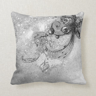 GARDEN OF THE LOST SHADOWS -MAGIC BUTTERFLY PLANT THROW CUSHIONS