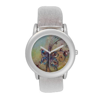 GARDEN OF THE LOST SHADOWS MAGIC BUTTERFLY PLANT WATCHES