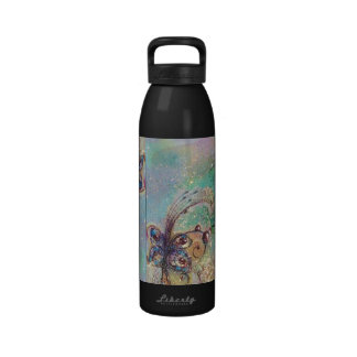 GARDEN OF THE LOST SHADOWS -MAGIC BUTTERFLY PLANT DRINKING BOTTLE