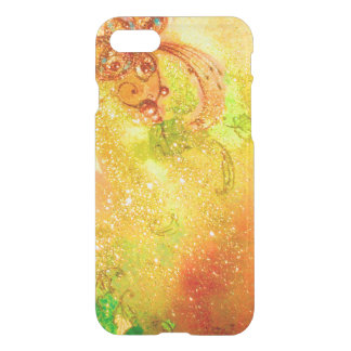GARDEN OF THE LOST SHADOWS MAGIC BUTTERFLY Yellow iPhone 7 Case