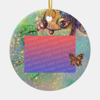 GARDEN OF THE LOST SHADOWS  Photo Template Christmas Ornament