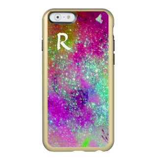 GARDEN OF THE LOST SHADOWS -pink purple teal blue Incipio Feather® Shine iPhone 6 Case