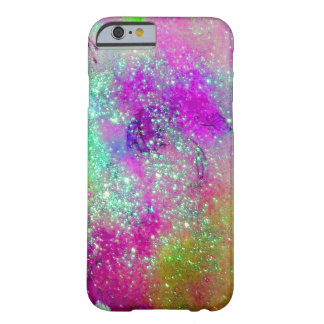 GARDEN OF THE LOST SHADOWS -pink purple violet Barely There iPhone 6 Case