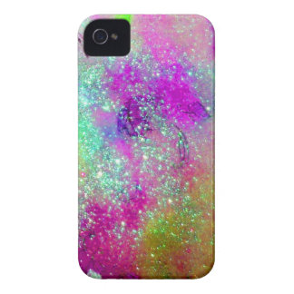 GARDEN OF THE LOST SHADOWS -pink purple violet iPhone 4 Covers