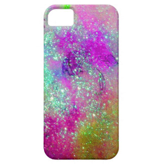 GARDEN OF THE LOST SHADOWS -pink purple violet iPhone 5 Covers
