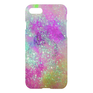 GARDEN OF THE LOST SHADOWS -pink purple violet iPhone 7 Case