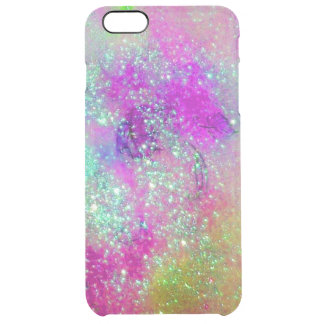 GARDEN OF THE LOST SHADOWS -pink purple violet Uncommon Clearly™ Deflector iPhone 6 Plus Case