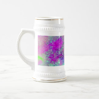 GARDEN OF THE LOST SHADOWS -pink purple violet Coffee Mugs