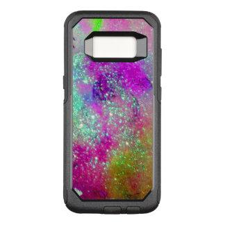 GARDEN OF THE LOST SHADOWS -Pink Purple Violet OtterBox Commuter Samsung Galaxy S8 Case