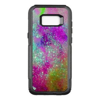 GARDEN OF THE LOST SHADOWS -Pink Purple Violet OtterBox Commuter Samsung Galaxy S8+ Case