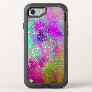 GARDEN OF THE LOST SHADOWS -Pink Purple Violet OtterBox Defender iPhone 8/7 Case