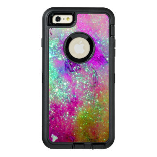 GARDEN OF THE LOST SHADOWS -Pink Purple Violet OtterBox Defender iPhone Case