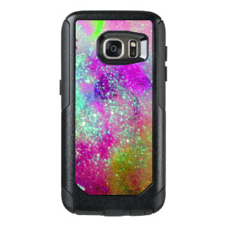 GARDEN OF THE LOST SHADOWS -Pink Purple Violet OtterBox Samsung Galaxy S7 Case