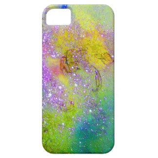 GARDEN OF THE LOST SHADOWS - violet,yellow,green iPhone 5 Cases