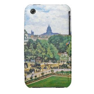 Garden of the Princess Claude Monet  fine art iPhone 3 Case