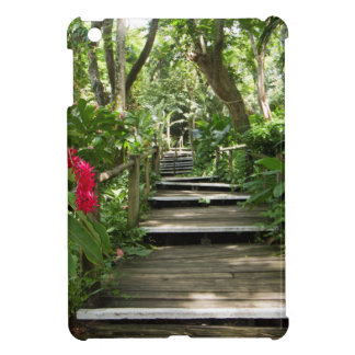 Garden of the sleeping giant iPad mini covers