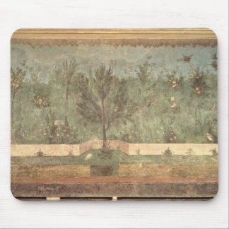 Garden Paintings from the  'Villa of Livia' Mouse Mat