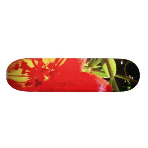 Garden Park Flower Skate Deck