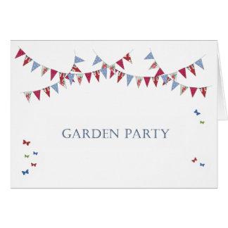 Garden Party / BBQ - Card