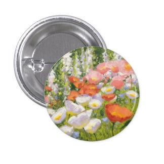 Garden Pastels 3 Cm Round Badge