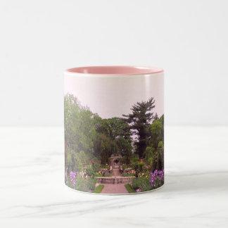 Garden Path and Fountain Mug