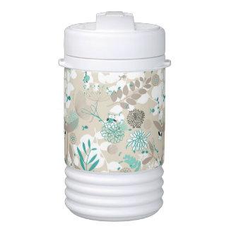 Garden Pattern Cooler