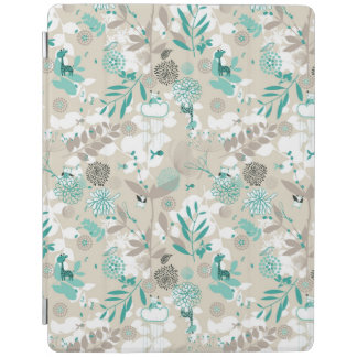 Garden Pattern iPad Cover