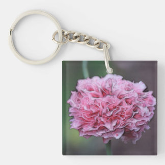 Garden Pic 14 Square Acrylic Key Chain