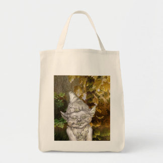 Garden Pixie Grocery Tote Bag