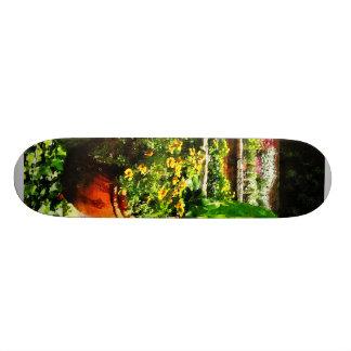 Garden Pond Skate Board Decks