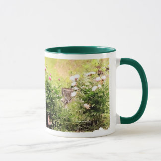 Garden Roses Mug (Impressionist)