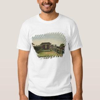 Garden Scene, c.1820-40 (w/c on paper) 2 Shirts