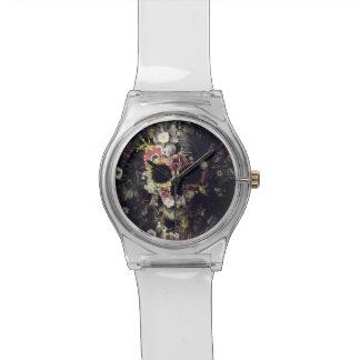 Garden Skull Watch