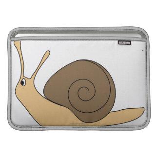 Garden Snail Sleeve For MacBook Air