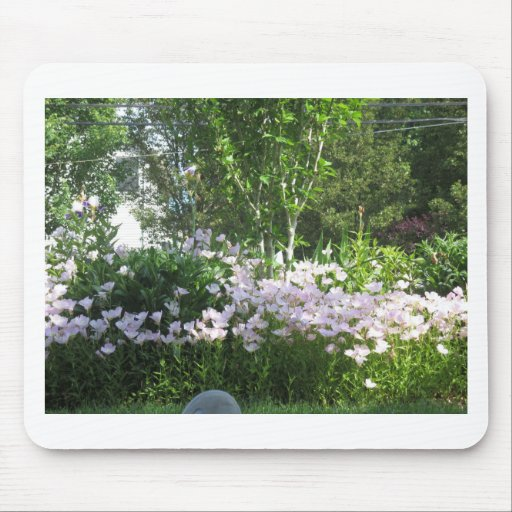 Garden State New Jersey, USA, America Photo Flower Mouse Pad