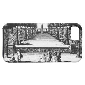 Garden Theatre at Herrenhausen, engraved by Joost Case For The iPhone 5