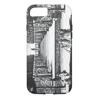 Garden Theatre at Herrenhausen, engraved by Joost iPhone 8/7 Case
