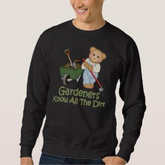 Garden Tips 1 - Know Dirt Sweatshirt