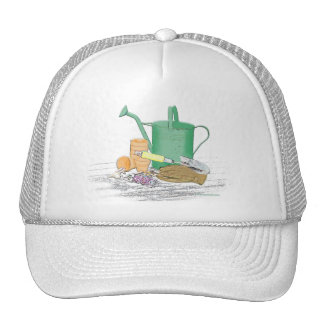 Garden Tools Garden Art Hat