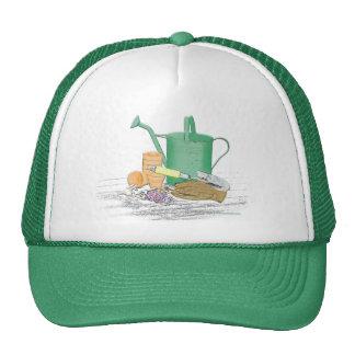 Garden Tools Garden Art Hats