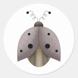 Garden Treasures · Ladybug Stickers