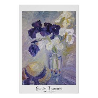 Garden Treasures Poster