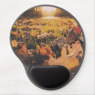 Garden View Gel Mouse Pad