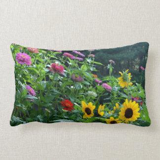 Garden View Throw Cushions