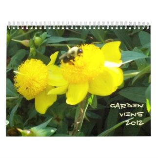 Garden Views 2012 Calendars