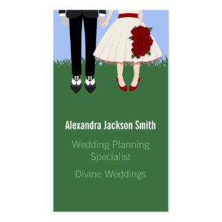 Garden Wedding, Pack Of Standard Business Cards