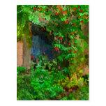 Garden Window Post Cards