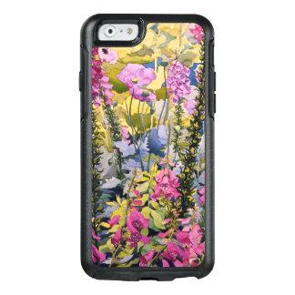 Garden with Foxgloves OtterBox iPhone 6/6s Case