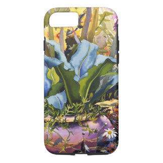 Garden with Plants 2000 iPhone 8/7 Case